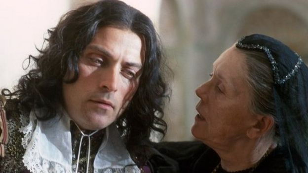 Diana rigg y rufus sewell