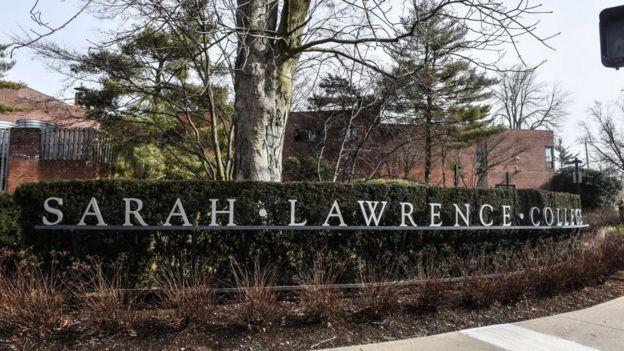 Campus de Sarah Lawrence College
