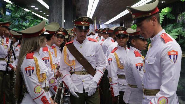 Quân đội Cuba