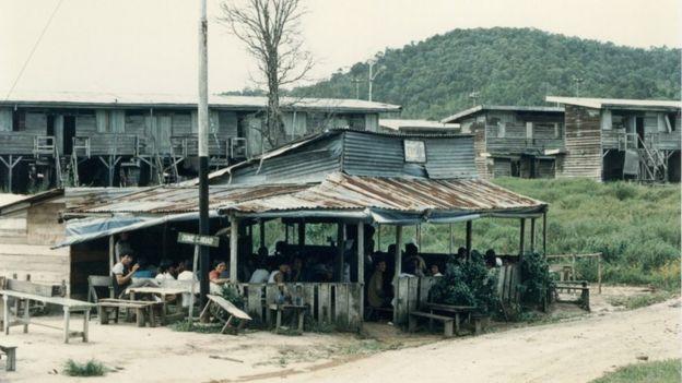 Trại tị nạn Galang, 1986