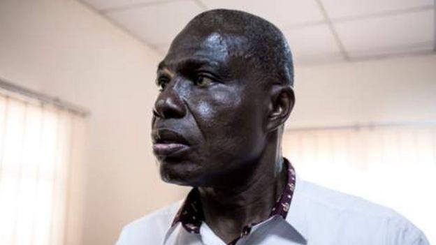 """Martin Fayulu déclare qu'il va saisir la Cour constitutionnelle en vue du """"recomptage des voix""""."""