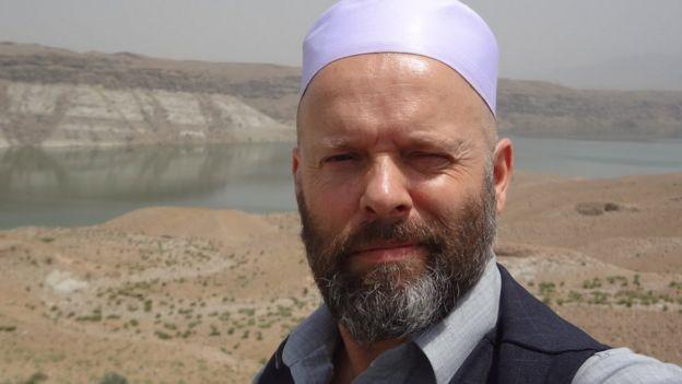 El doctor David Mansfield, experto en la producción de heroína en Afganistán.