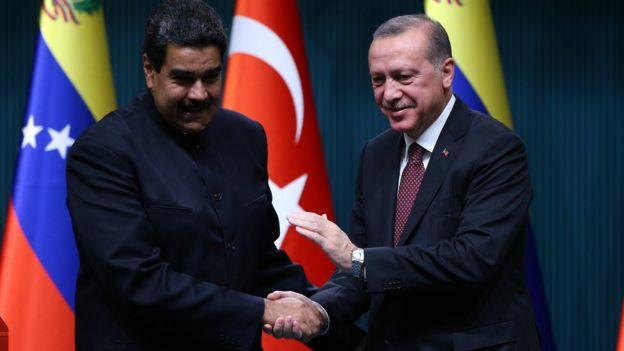 İki lider 6 Ekim 2017'de Ankara'da bir araya geldi.