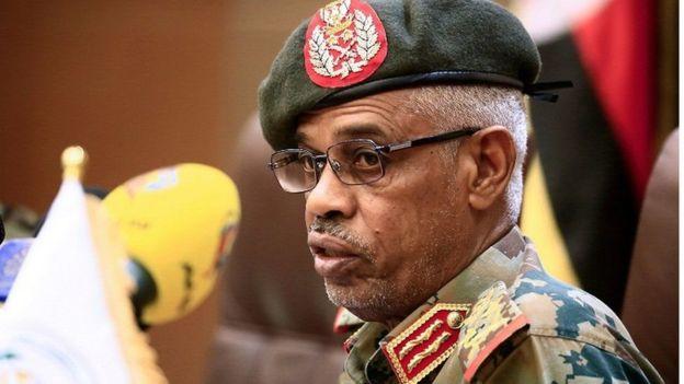 Madaxweyne xigeenka cusub ee Sudan