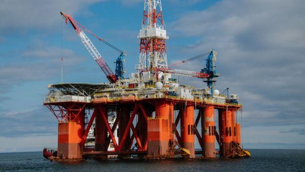 Tập đoàn dầu khí ConocoPhillip có hai công ty con hoạt động tại Việt Nam (Ảnh chỉ có tính chất minh họa)