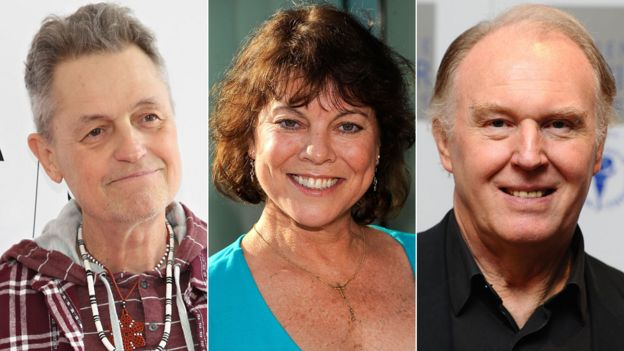 Jonathan Demme, Erin Moran and Tim Pigott-Smith