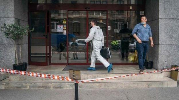 جنازه قاضی منصوری در هتلی در رومانی پیدا شد