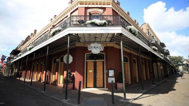 Клуб в Новом Орлеане