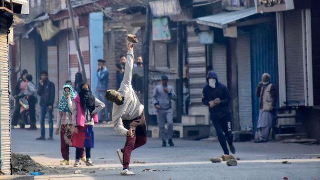 انڈیا کے زیرِ انتظام کشمیر