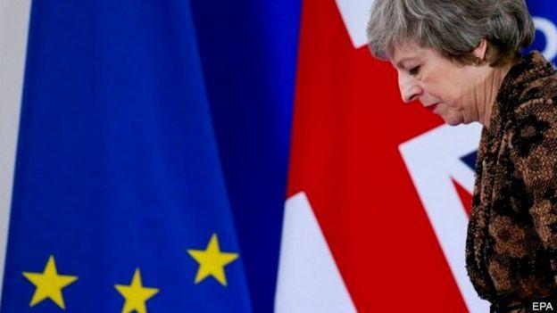 Thủ tướng Anh, bà Theresa May