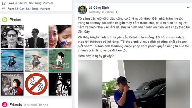 FB Le Cong Dinh