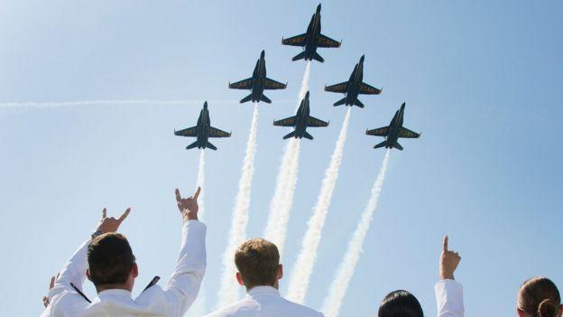 美國海軍(資料照片)