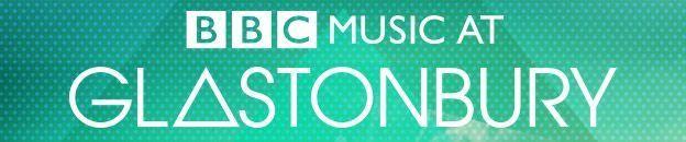 BBC Glastonbury logo