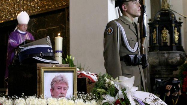 Lễ cầu nguyện cho Đại tá Ryszard Kuklinski