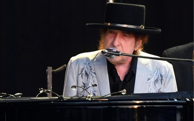 Bob Dylan performed at Hyde Park last July