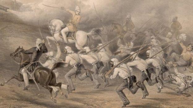 1857 بغاوت