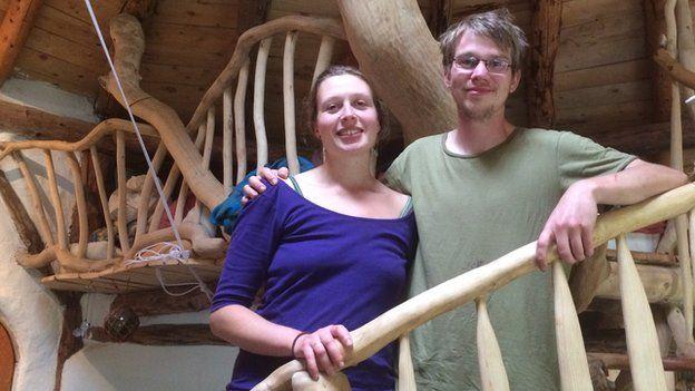 Charlie Hague a Megan Williams
