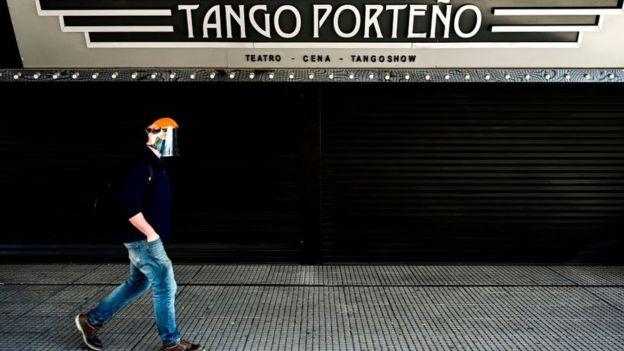 Sitio de tango porteño en Buenos Aires