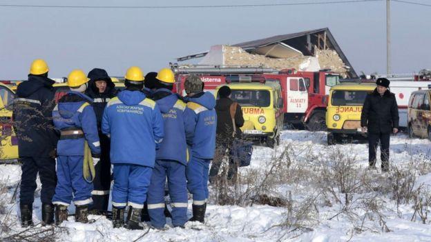 казахстан, авіакатастрофа, літак