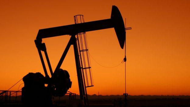 Extracción petrolera