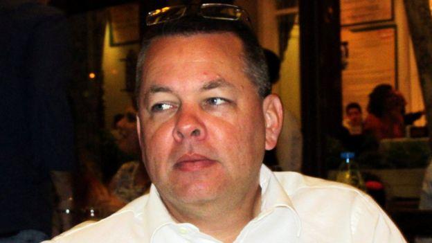 Pastör Andrew Brunson