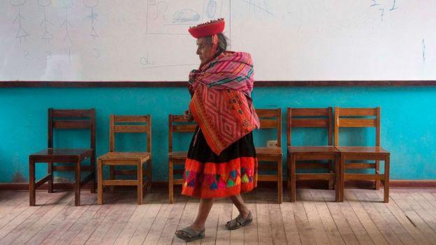 Elecciones legislativas en Perú