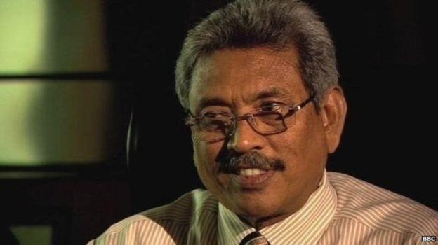 கோட்டாபய ராஜபக்ச