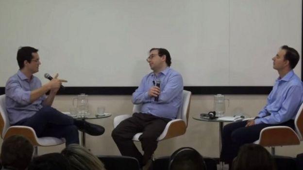 Deltan Dallagnol, Matthew C. Stephenson e Eduardo Cambi