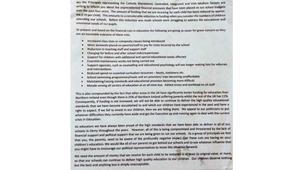 parents letter to school principal