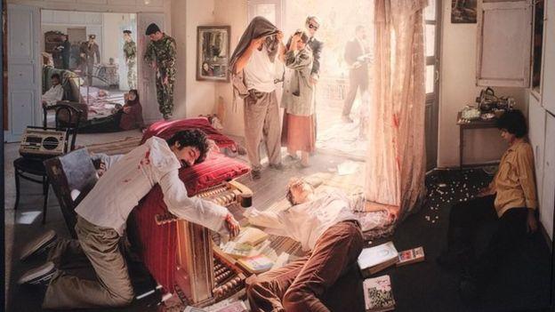 حمله ساواک به خانه تیمی حمید اشرف