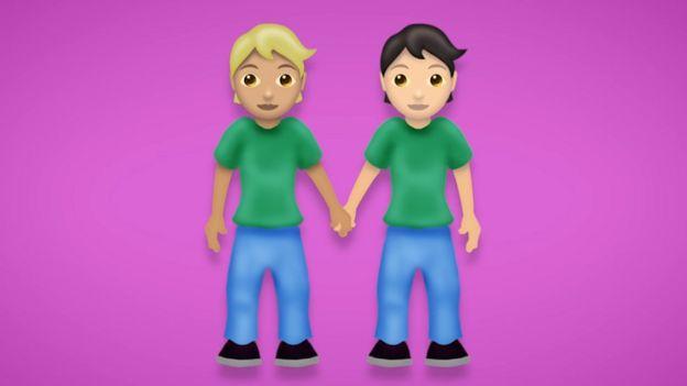 Unicode también introduce en 2019 nuevos emojis de parejas. Foto: EMOJIPEDIA
