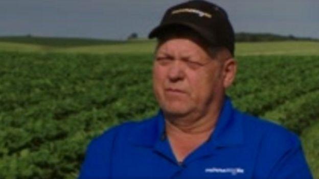 مزارعو فول الصويا سيتأثرون بوبال الحرب التجارية