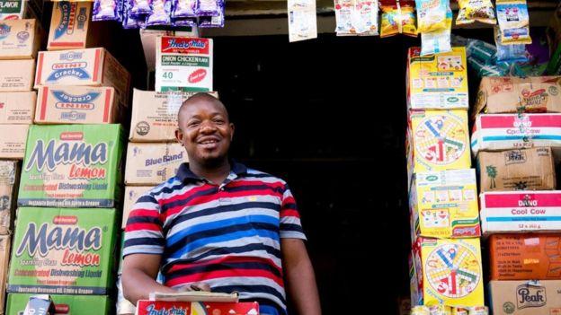 بیش از ٪۳۰ از ساکنان نیجریه کارآفرینان جدید یا مالک/مدیر هستند