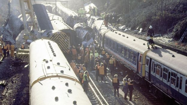 Today in history… deadly rail crash at Clapham Junction