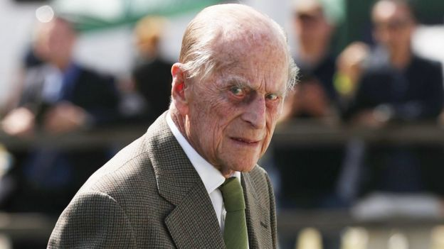 UKs Prince Philip, 97, escapes unhurt after road crash near royal estate