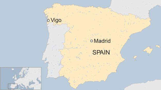 Vigo Festival Collapse In Spain Injures Hundreds Bbc News