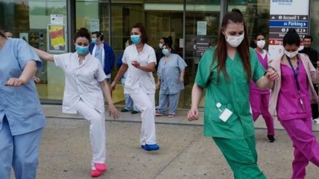 Больница Франции