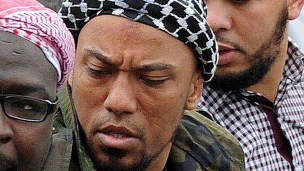 Denis Cuspert ni mwajiri wa kundi la Islamic State