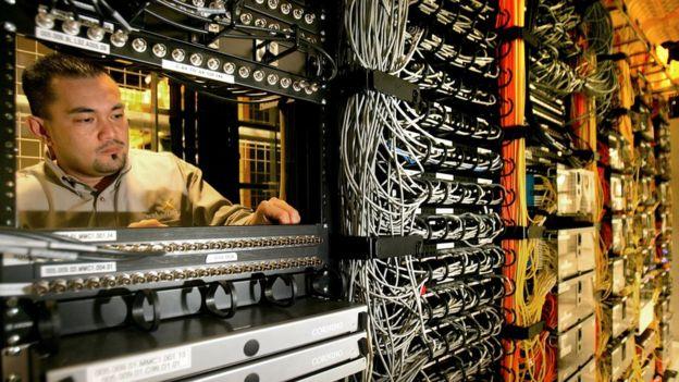 Серверна кімната