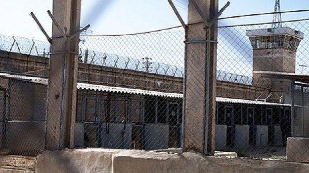 محکومان به اعدام در زندان عادل آباد شیراز به دار آویخته شدند