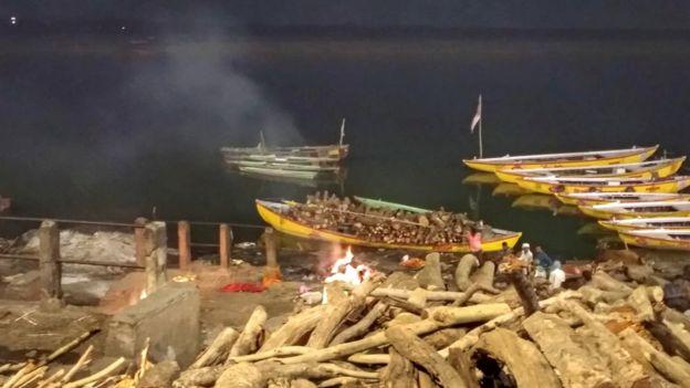 बनारस, वाराणसी, काशी, मणिकर्णिका घाट