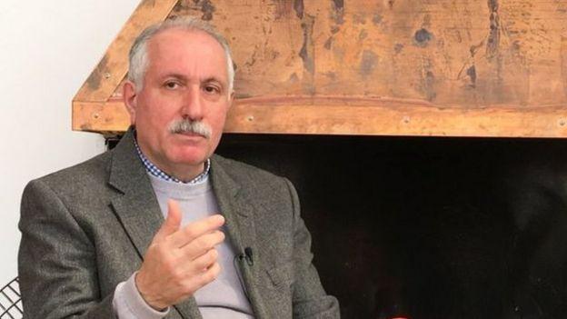 Turan İnformasiya Agentliyinin rəhbəri Mehman Əliyev