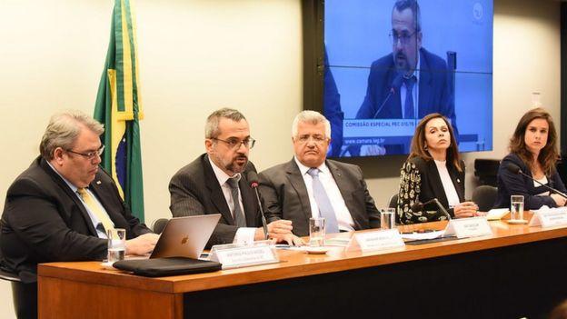 Audiência pública sobre o Fundeb na Câmara, em junho