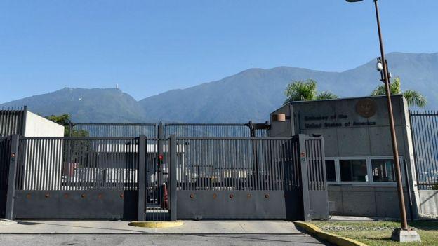 Embajada de Estados Unidos en Venezuela