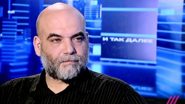 Orkhan Dzhemal na TV Rain