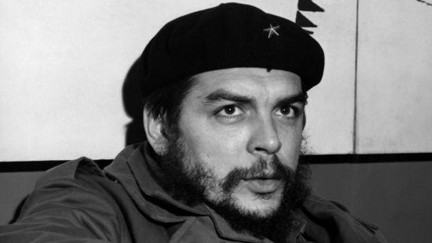 Che Guevara. Фото: Январь 1965 Года