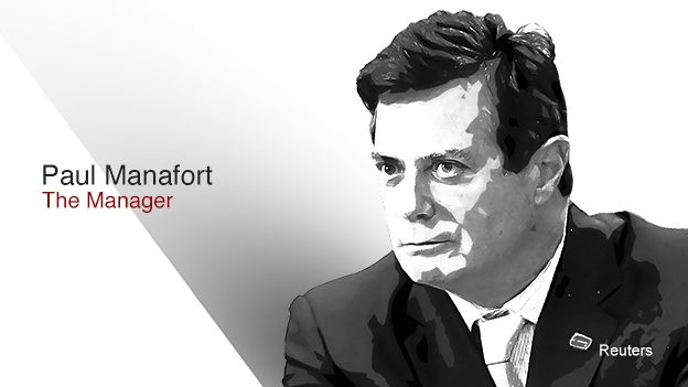 Paul Manafort - The manager
