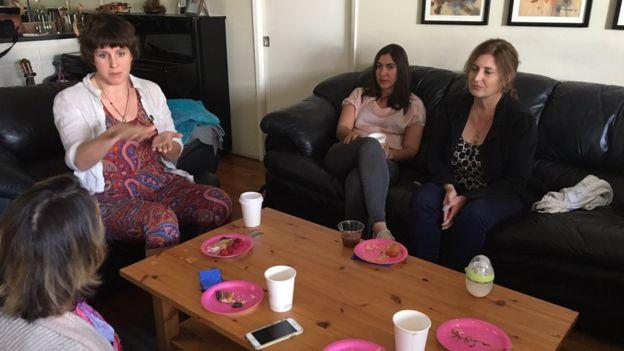聲援女導演團體,Film Fatales 成員的工作午餐