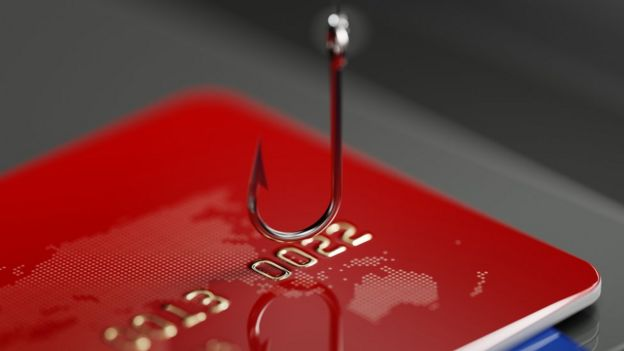 ataque phishing