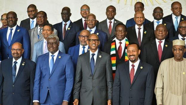 Les cérémonies marquant le 25e anniversaire du génocide se sont ouvertes en présences de nombreux dirigeants africains.